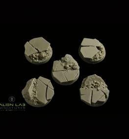 NORTHERN LAND ROUND BASES 25MM #2